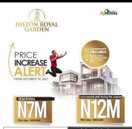 Residential Land for sale Alaro City Epe Lagos