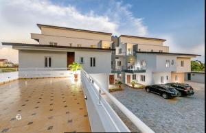 2 bedroom Studio Apartment Flat / Apartment for shortlet Olusola Harris Road Peninsula Estate Ajah Lagos