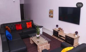 2 bedroom Studio Apartment Flat / Apartment for shortlet Olubunmi owa street Lekki Phase 1 Lekki Lagos