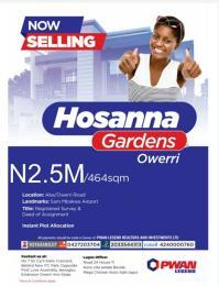 Land for sale Aba/owerri Road Owerri Imo