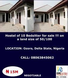 Commercial Property for sale Ozoro Delta State Nigeria Isoko North Delta
