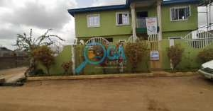 4 bedroom Detached Duplex House for sale Ekoro Road Abule Egba Abule Egba Lagos