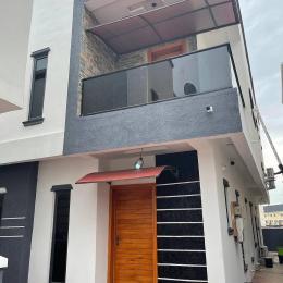 4 bedroom Semi Detached Duplex House for sale Lekki county, West end estate Ikota Lekki Lagos