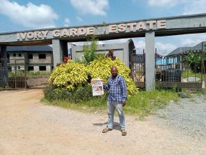 Serviced Residential Land Land for sale Makogi , Magboro Magboro Obafemi Owode Ogun