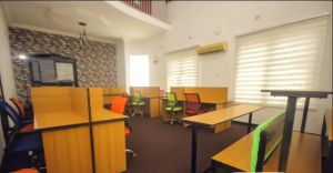 Workstation Co working space for rent 4 Taiwo Isola, Off Chief Collins, Off Fola Osibo Lekki Phase 1 Lekki Lagos