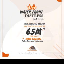 Residential Land Land for sale Ikate Elegushi By Word Oil Filling Station Ikate Lekki Lagos