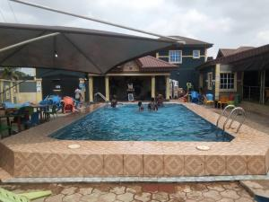 Hotel/Guest House Commercial Property for sale Iju Lagos