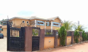 Hotel/Guest House Commercial Property for sale Etete Layout off Limit Road Oredo Edo