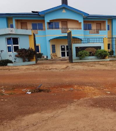 Hotel/Guest House Commercial Property for sale ijapo estate Akure Ondo