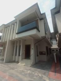 4 bedroom Semi Detached Duplex House for rent Orchid Road Inside Estate chevron Lekki Lagos