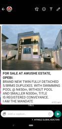 5 bedroom Detached Duplex for sale Awuse Y Opebi Ikeja Lagos