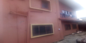 Blocks of Flats House for sale BY ABIOLA CLOSE (ST' MARY VILLA), OFF ORO ROAD, OFF IBRAHIM TAIWO ROAD, ILORIN, ILORIN WEST LOCAL GOVERNMENT AREA,. Ilorin Kwara