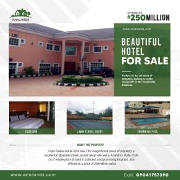 10 bedroom Hotel/Guest House Commercial Property for sale Abakaliki Junction Awka North Anambra