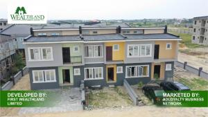 4 bedroom Detached Duplex for sale Wealthland Estate Oribanwa Awoyaya Ajah Lagos. Awoyaya Ajah Lagos