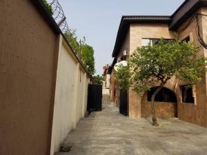 7 bedroom Terraced Duplex House for sale Ago palace Okota Lagos