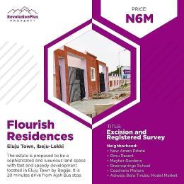 Blocks of Flats House for sale Flourish Residences Eluju Eputu Ibeju-Lekki Lagos