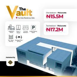 2 bedroom Blocks of Flats House for sale The Vault Eleko Beach Road  Eleko Ibeju-Lekki Lagos