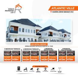 Semi Detached Duplex House for sale - VGC Lekki Lagos