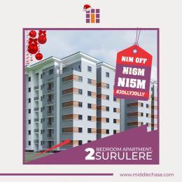 2 bedroom Detached Duplex House for sale Surulere Lagos