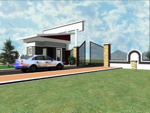 Residential Land Land for sale Location: Imedu Ibeju Lekki LaCampaigne Tropicana Ibeju-Lekki Lagos
