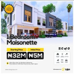 1 bedroom Massionette for sale Abraham Adesanya (lekki Pride Estate) Abraham adesanya estate Ajah Lagos