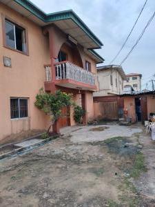 Blocks of Flats House for sale Marcity bustop,Ago Palace Ago palace Okota Lagos