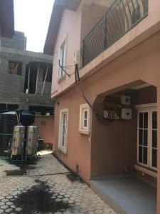 3 bedroom Terraced Duplex House for rent before channels tv Isheri North Ojodu Lagos