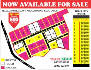 Mixed   Use Land Land for sale 29,ajao Road Off Awolowo Way Ikeja Obafemi Awolowo Way Ikeja Lagos