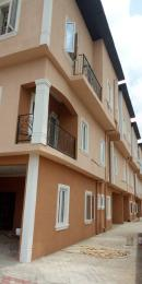 3 bedroom Terraced Duplex House for rent Inside an Estate  Ifako-ogba Ogba Lagos