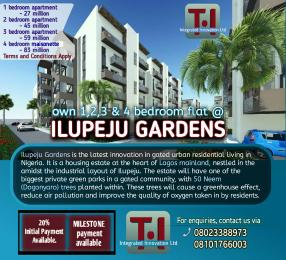 Blocks of Flats House for sale Ilupeju Ilupeju industrial estate Ilupeju Lagos