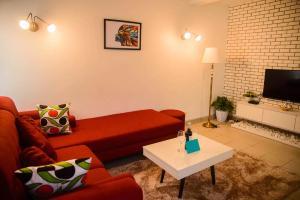 1 bedroom Mini flat for shortlet Malcom Fraser Lekki Phase 1 Asokoro Abuja