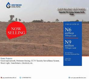 4 bedroom Mixed   Use Land Land for sale Opposite Kubwa FHA Karsana Districts Karsana Karsana Abuja