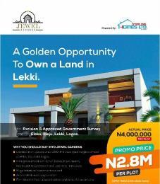 Residential Land Land for sale Debojo Eleko Ibeju-Lekki Lagos