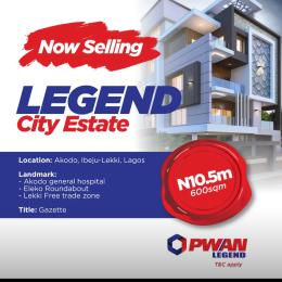 Residential Land for sale Asaba Delta