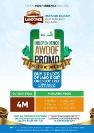 Mixed   Use Land for sale Landover Estate Free Trade Zone Ibeju-Lekki Lagos