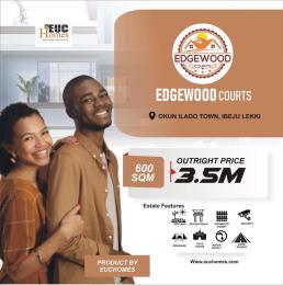 Mixed   Use Land for sale Edgewood Courts Free Trade Zone Ibeju-Lekki Lagos