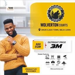 Mixed   Use Land for sale Wolverton Courts Origanrigan Ibeju-Lekki Lagos