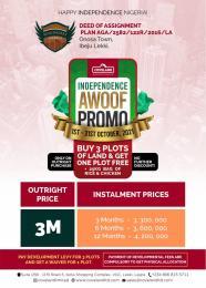 Mixed   Use Land for sale Woodberry Terrace Eleko Ibeju-Lekki Lagos