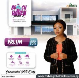 Commercial Property for sale Solu Alade, Eleko Eleko Ibeju-Lekki Lagos