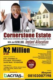 Residential Land Land for sale Orimerunmu  Ibafo Obafemi Owode Ogun