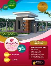 Residential Land Land for sale Okun Imedu, ibeju lekki, few minutes from LA campaign Tropicana Beach Resort  Orimedu Ibeju-Lekki Lagos