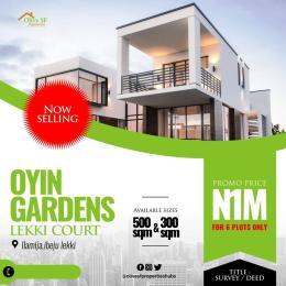 Residential Land Land for sale Ilamija Ibeju-Lekki Lagos