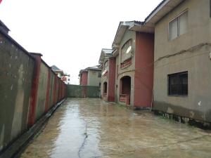 Blocks of Flats House for sale Council Bus Stop  council Egbe/Idimu Lagos