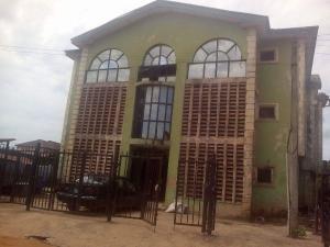 Self Contain Flat / Apartment for sale Nova Road Ovia South-East Edo
