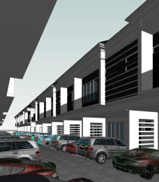 3 bedroom Terraced Duplex House for sale Orchid Road, After Chevron 2nd Toll Gate, Opposite His Grace Event Centre. Eleganza Oral Estate Lekki Lagos