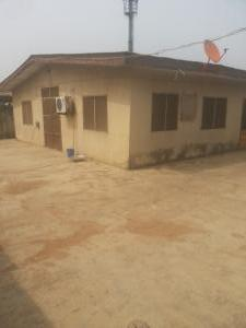 Semi Detached Bungalow House for sale Jonathan Coker road Fagba Agege Lagos