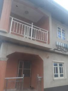 2 bedroom Flat / Apartment for rent Very decent and beautiful 2bedroom at alakuko abule egba nice environment secure area with PREPAID METER and pop selling  Ojokoro Abule Egba Lagos