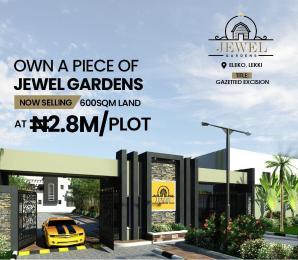 Residential Land Land for sale Eleko,jewel Gardens, Eleko Ibeju-Lekki Lagos