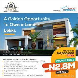 Mixed   Use Land Land for sale Eleko Ibeju-Lekki Lagos