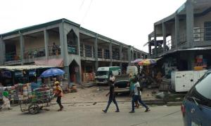 Plaza/Mall Commercial Property for sale Trade Fair Complex Badagry Badagry Lagos